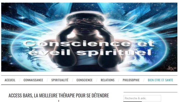 conscience et eveil spirituel